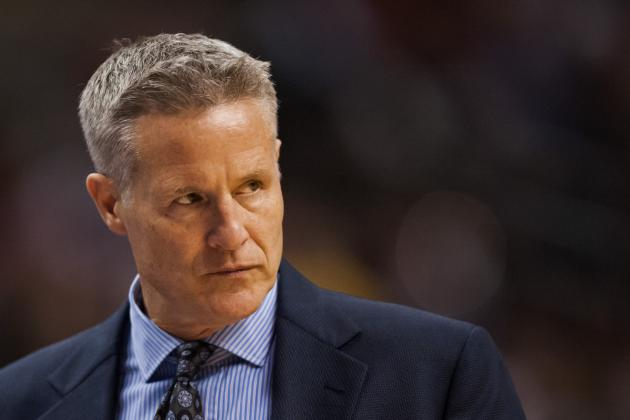 Grading Brett Brown's Coaching Debut with Philadelphia 76ers So Far
