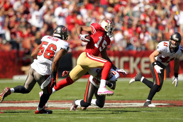 49ers vs. Buccaneers: Breaking Down San Francisco's Game Plan