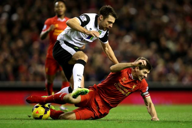 Premier League Injury News, Fantasy Impact: Reds Without Gerrard and Sturridge