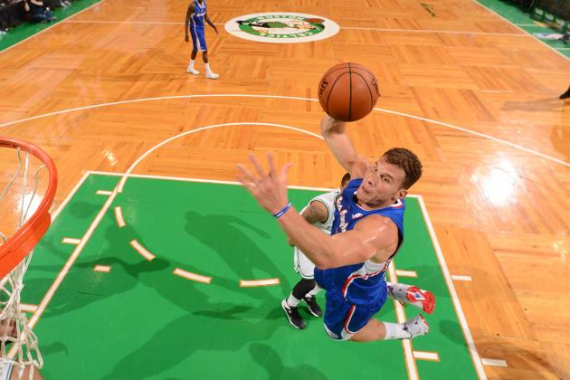 Quiet Blake Griffin Transformation You May Not Have Noticed Yet