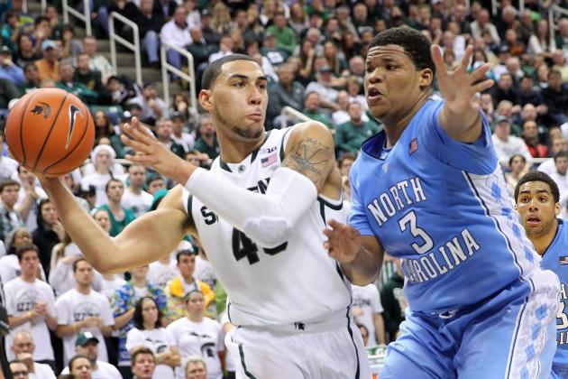 UNC Basketball: Has Kennedy Meeks Earned a Spot in Tar Heels' Starting Lineup?