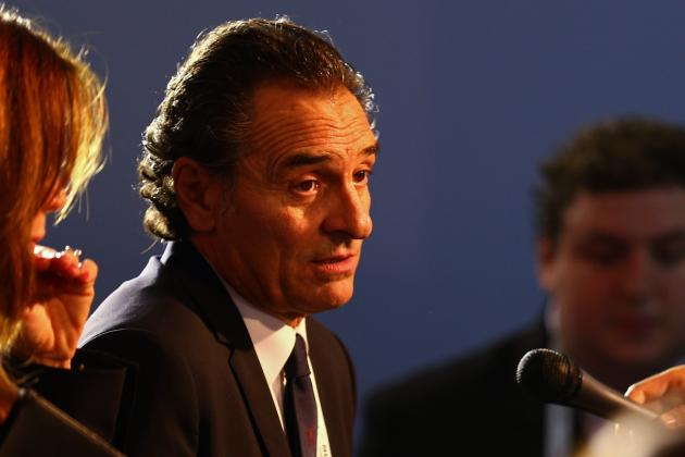 Prandelli Following Dreams to Brazil