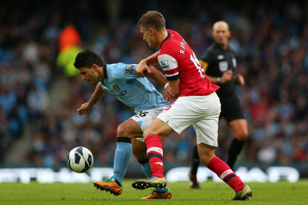 Manchester City vs. Arsenal: Date, Time, Live Stream, TV Info and Preview
