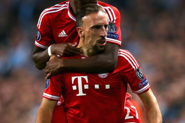 Bayern Munich Threaten to Probe FIFA over Ballon d'Or on Behalf of Franck Ribery