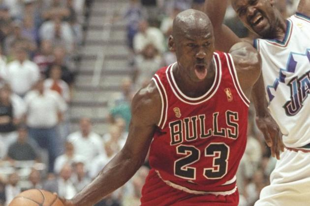 MJ's 'Flu Game' Shoes Shatter Auction Record