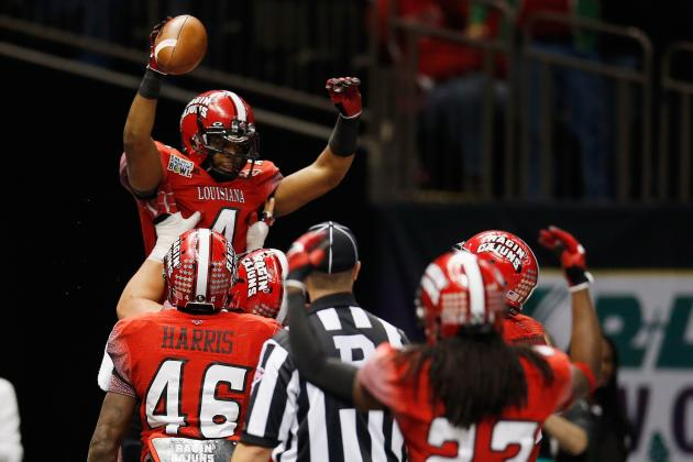 Louisiana-Lafayette vs. Tulane Betting Odds: New Orleans Bowl Prediction