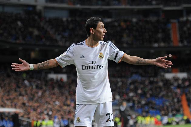 Angel Di Maria's Agent Hints at Madrid Exit Amid Manchester United, Monaco Talk
