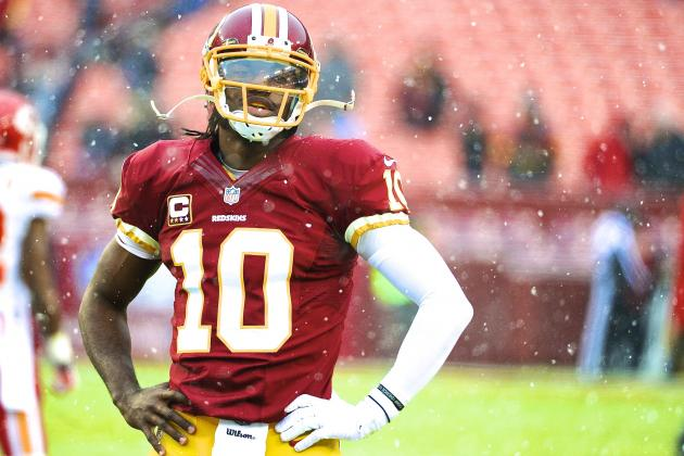 Fact or Fiction for Washington Redskins Quarterback Robert Griffin III
