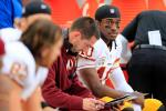 Glazer: Shanahan Trying to Get Fired by Benching RGIII
