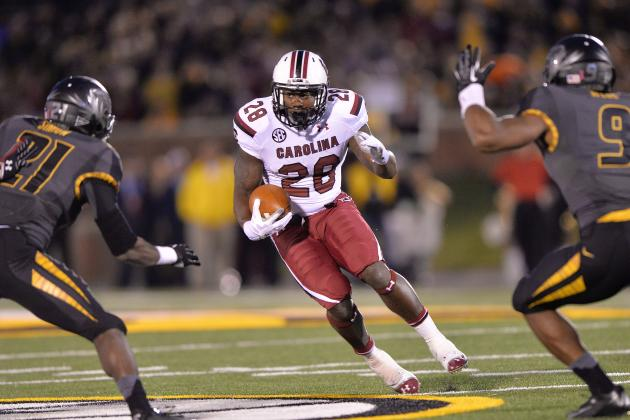 Heisman Trophy 2014: How Mike Davis Can Start Campaign in Capital One Bowl