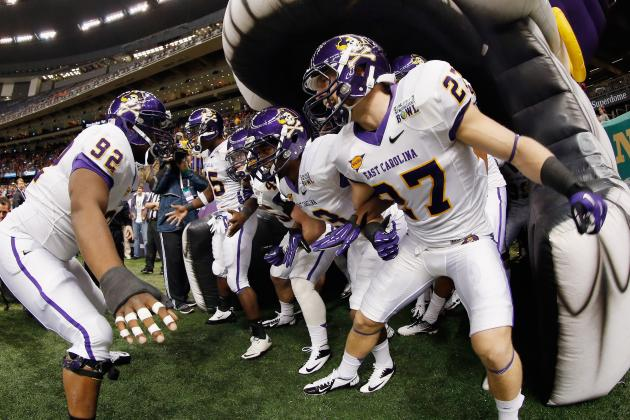 Ohio Bobcats vs. East Carolina Pirates Betting Odds: Beef 'O' Brady's Bowl Pick