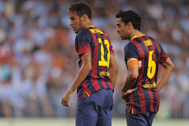 Xavi Claims Neymar a Better Signing Than Gareth Bale