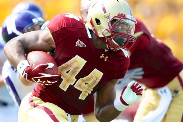 Who in the World Is Heisman Trophy Finalist Andre Williams?