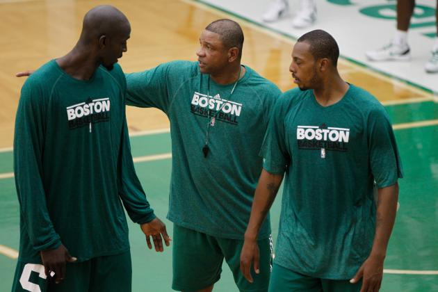KG, Pierce Prep for Appointment with Doc