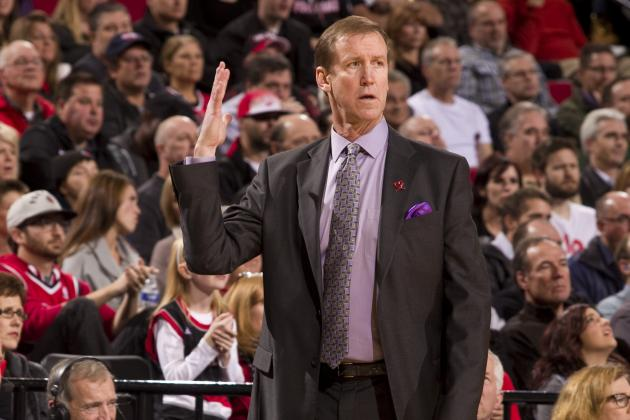 Terry Stotts Should Be Frontrunner for NBA Coach of the Year