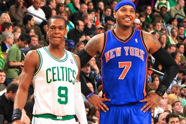 Rajon Rondo Squashes Recruited-by-Melo Rumors