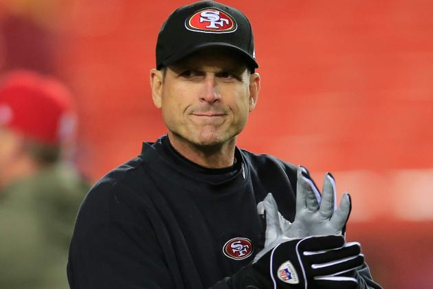 Would Jim Harbaugh Leave the 49ers?