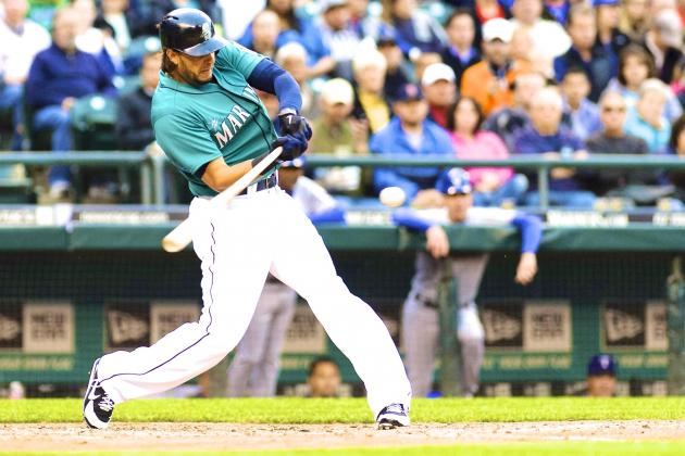 San Francisco Giants Sign Left Fielder Mike Morse to a One-Year Deal