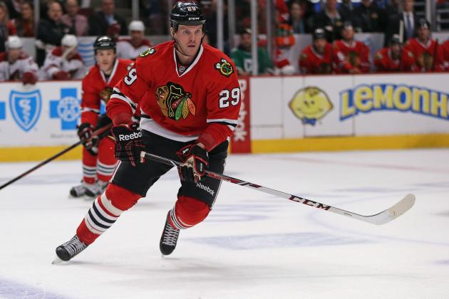 Did the Chicago Blackhawks Make a Mistake in Bringing Bryan Bickell Back?