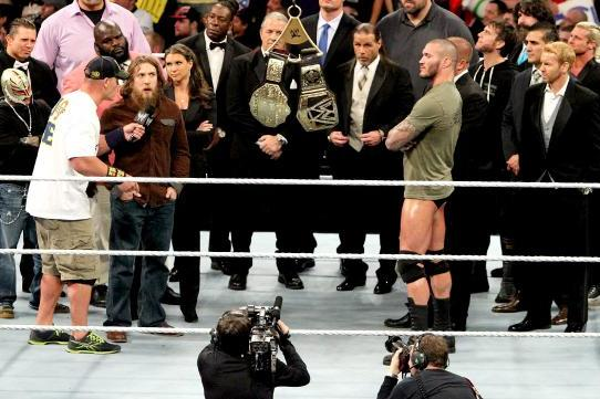 WWE's Slammy Awards Set Up WrestleMania 30's Main Events