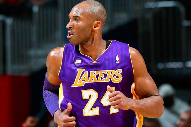 Los Angeles Lakers Will Still Only Go as Far as Kobe Bryant Can Take Them