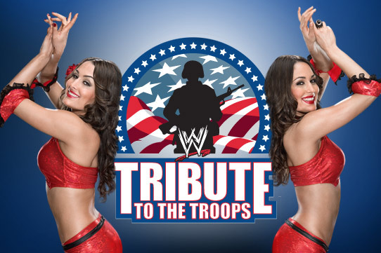 WWE Tribute to the Troops 2013 Spoilers: Results and Analysis for December 28