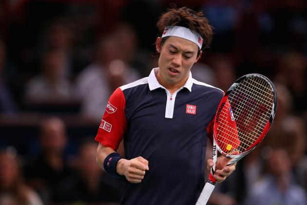 Nishikori Hires Chang as Part-Time Coach