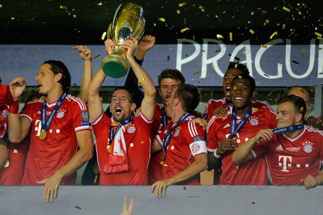 Bayern Munich Named as MLS Opponent for 2014 All-Star Game