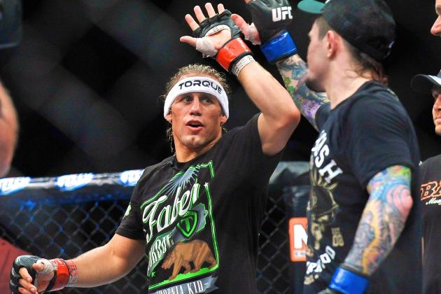 Urijah Faber on Team Alpha Male and Why He Will Beat Michael McDonald