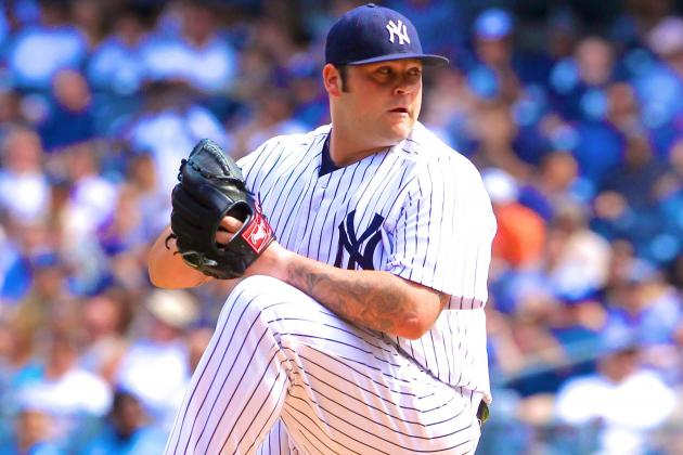 Joba Chamberlain Reportedly Signs 1-Year Deal with Detroit Tigers