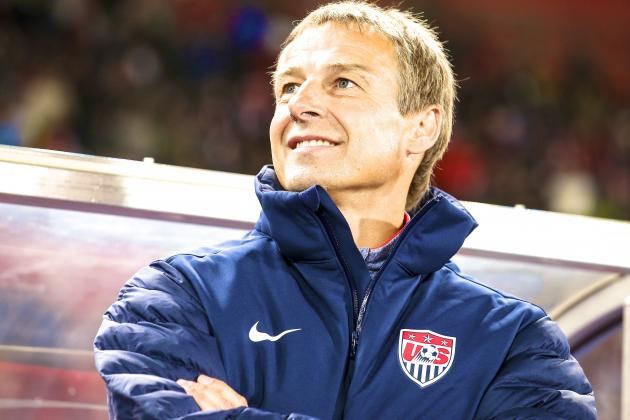 Jurgen Klinsmann Signs 4-Year Extension with United States National Team