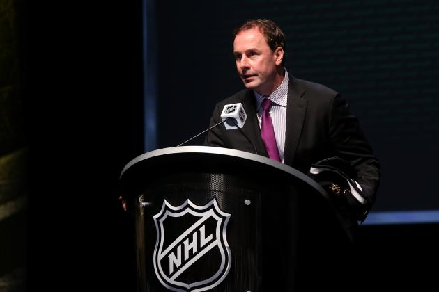 Dreger: Calgary Permitted to Speak with Nieuwendyk for GMgig