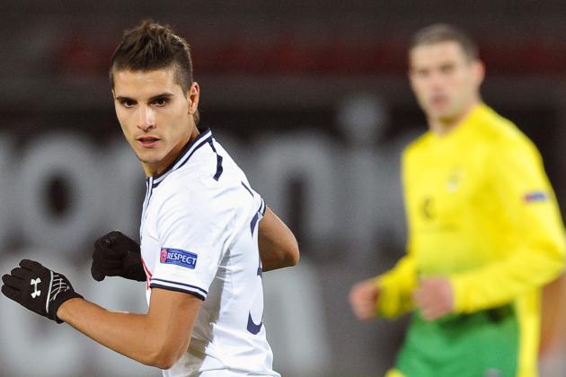 Tottenham Hotspur vs. Anzhi Makhachkala: Live Score, Highlights, Recap