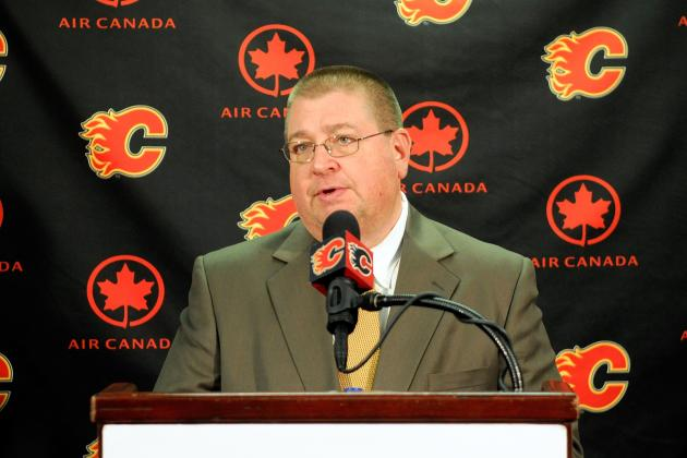 How Big of a Mess Does Brian Burke Have with Flames After Firing Jay Feaster?