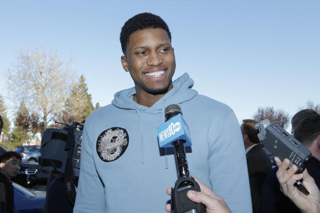 The Rudy Gay Risks Are Real, but Let's Not Write Him off Just Yet