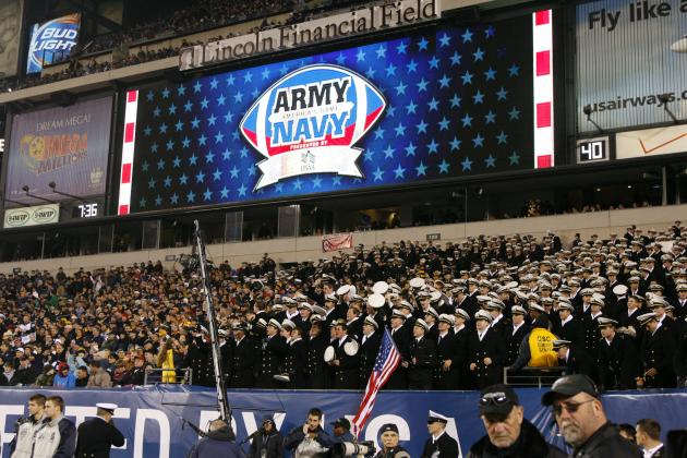 Army-Navy Game 2013: TV Schedule, Predictions, Spread Info and More
