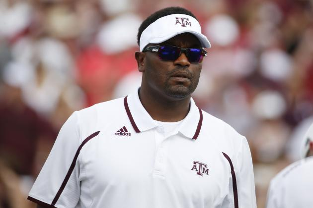 Kevin Sumlin Reportedly Set to Sign Contract Extension with Texas A&M
