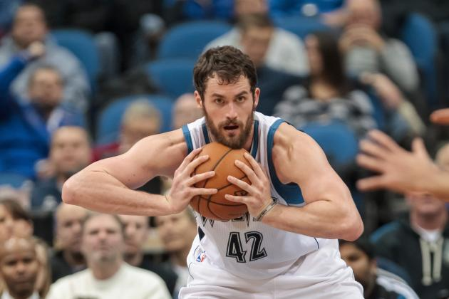What's Holding Kevin Love Back from Earning Respect as Top NBA Superstar?