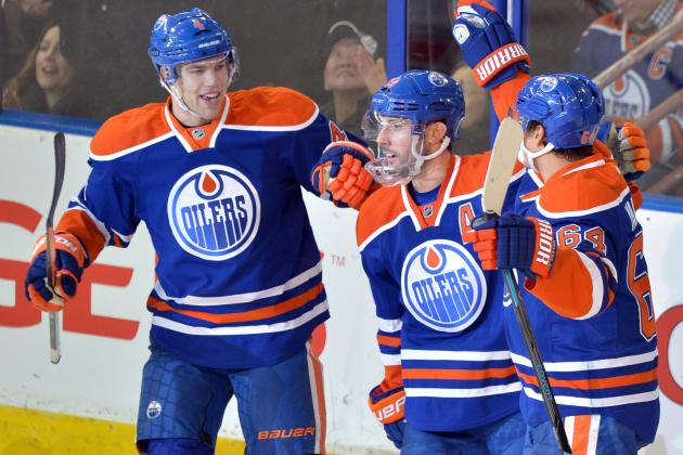 BLOG: Yakupov Benefiting from Linemates