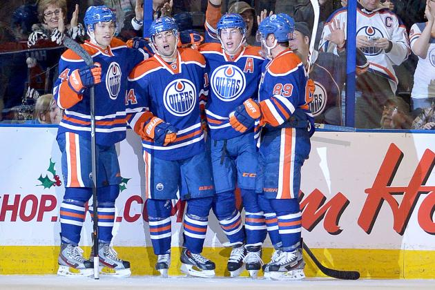 PREVIEW: Oilers vs. Bruins
