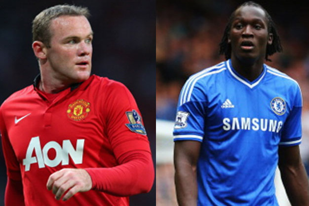 Could Wayne Rooney and Romelu Lukaku Be Chelsea's Dream Strike Partnership?