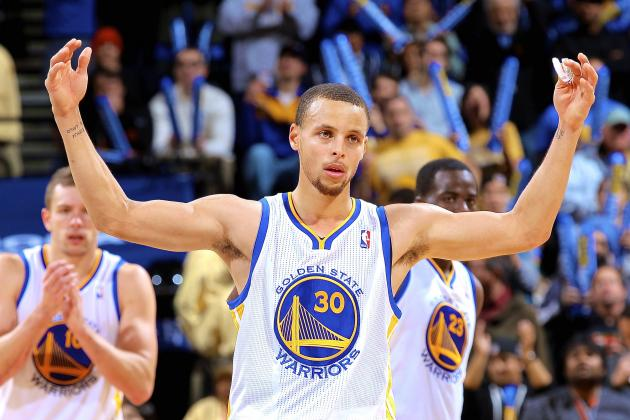 Stephen Curry Ranks Himself 2nd to Only Michael Jordan for Game-Winning Shot