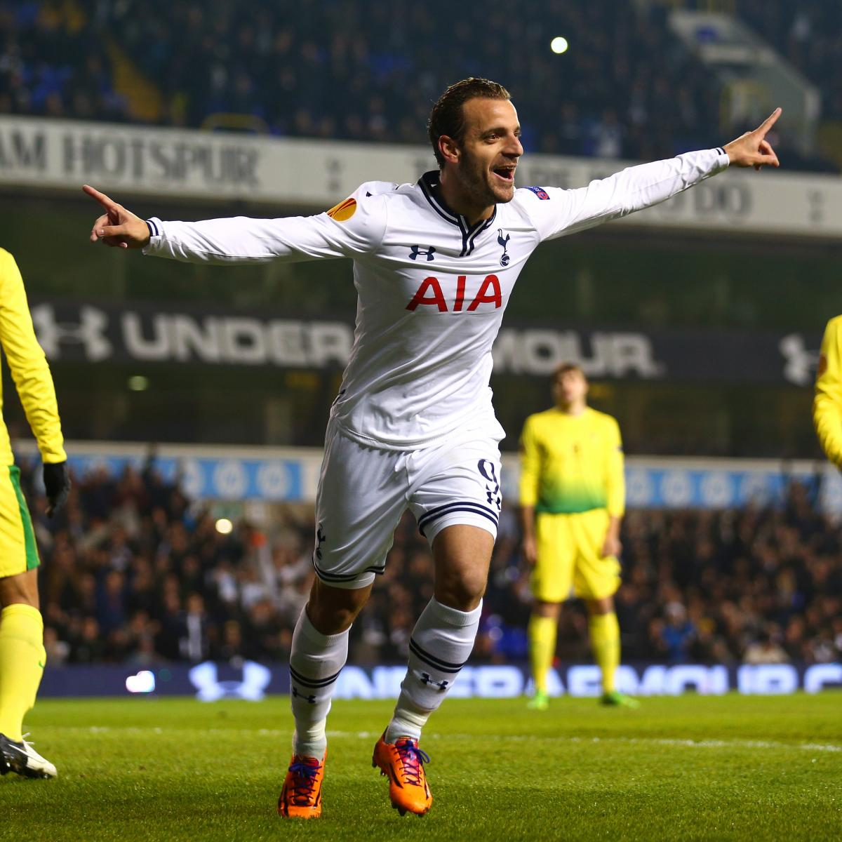 Tottenham Vs Ajax Tickets Away End: Tottenham Hotspur Vs. Anzhi Makhachkala: 6 Things We