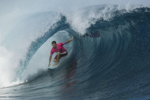 Kieren Perrow Discusses Shoulder Injury Sustained at Billabong Pipe Masters