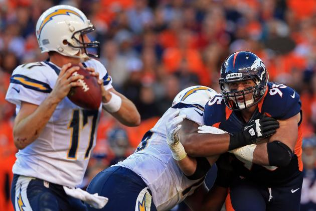 Chargers vs. Broncos: Live Game Grades and Analysis for San Diego