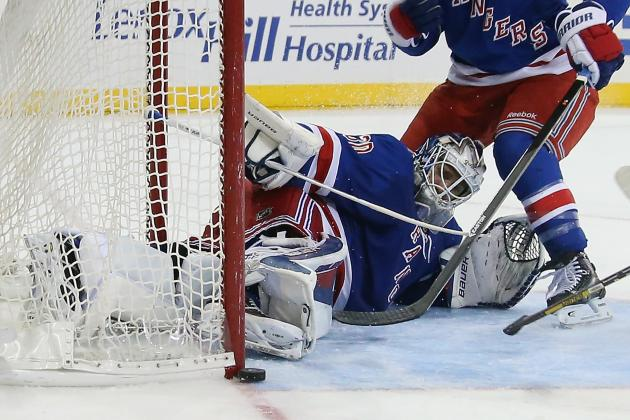 Henrik Lundqvist Rebound Needed to Save Depleted New York Rangers