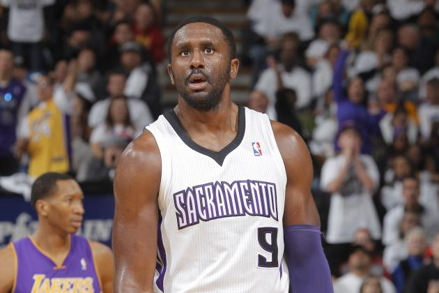 Patrick Patterson Learned He'd Been Traded Before 'Hunger Games' Movie