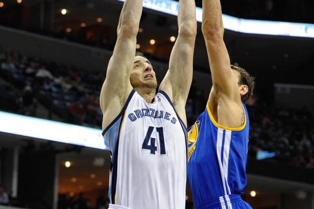 Kosta Koufos Might Be the Perfect Pickup for the Portland Trail Blazers