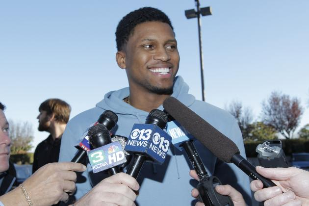 Rudy Gay, Michael Malone Preach Patience During Sacramento Kings Transition
