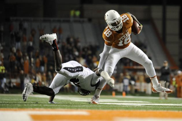 Texas Football: Previewing the Tyrone Swoopes Era